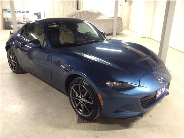 2018 Mazda MX-5 RF GT (Stk: 18122) in Owen Sound - Image 3 of 15