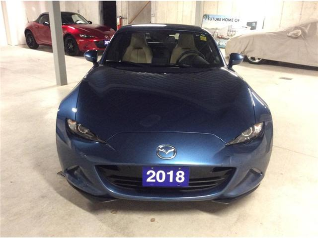 2018 Mazda MX-5 RF GT (Stk: 18122) in Owen Sound - Image 4 of 15
