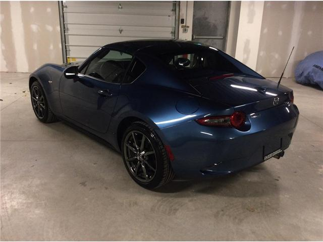 2018 Mazda MX-5 RF GT (Stk: 18122) in Owen Sound - Image 6 of 15