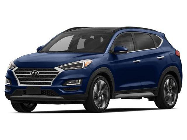 2019 Hyundai Tucson Preferred (Stk: 19214) in Pembroke - Image 1 of 3