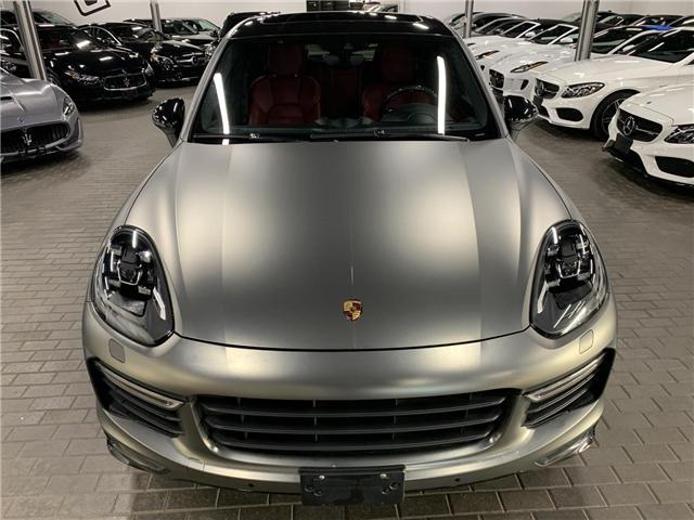 2017 Porsche Cayenne GTS (Stk: 4730) in Oakville - Image 2 of 30