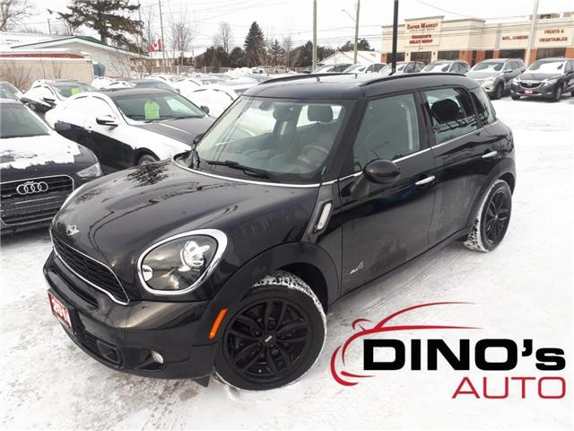2014 MINI Countryman Cooper S (Stk: M17730) in Orleans - Image 1 of 24