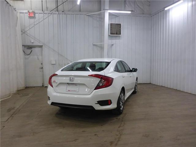 2018 Honda Civic LX (Stk: 19010306) in Calgary - Image 7 of 24