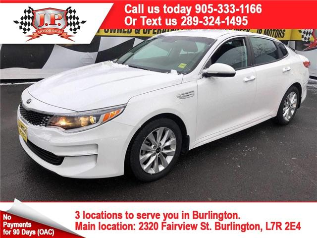 2018 Kia Optima LX (Stk: 45715r) in Burlington - Image 1 of 27