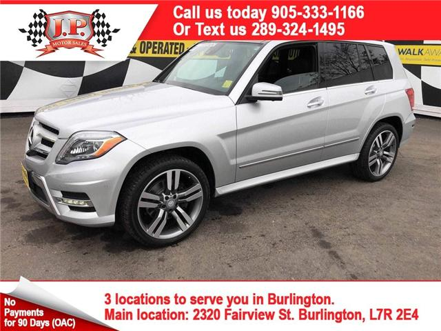 2015 Mercedes-Benz Glk-Class Base (Stk: 45909) in Burlington - Image 1 of 25