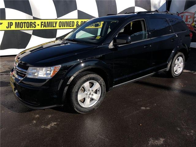 2018 Dodge Journey CVP/SE (Stk: 46089) in Burlington - Image 4 of 22