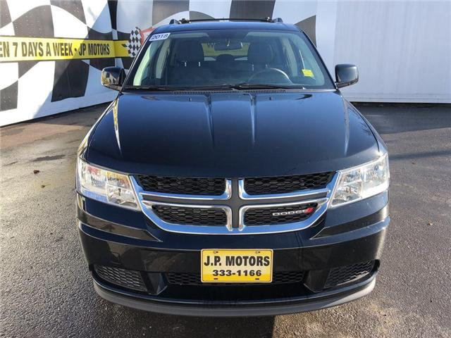 2018 Dodge Journey CVP/SE (Stk: 46089) in Burlington - Image 10 of 22