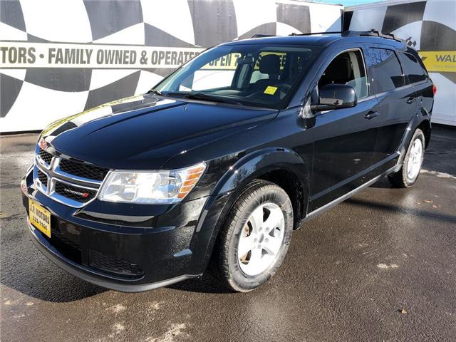 2018 Dodge Journey CVP/SE (Stk: 46089) in Burlington - Image 11 of 22