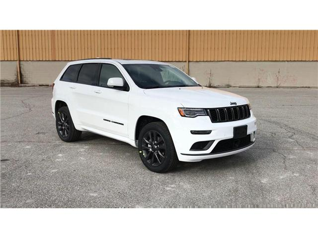 2019 Jeep Grand Cherokee Overland (Stk: 19708) in Windsor - Image 2 of 12