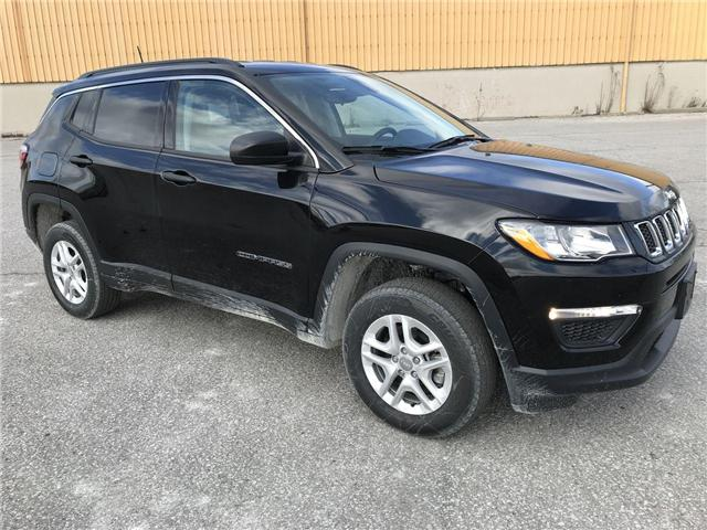 2019 Jeep Compass Sport (Stk: 19732) in Windsor - Image 1 of 11