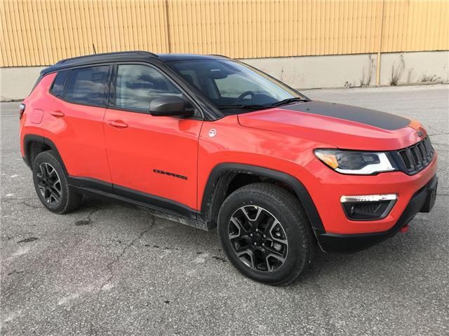 2019 Jeep Compass Trailhawk (Stk: 19721) in Windsor - Image 1 of 12
