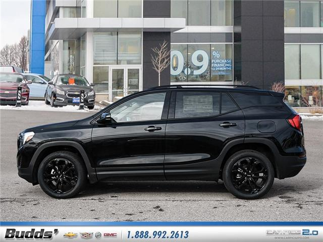 2019 GMC Terrain SLE (Stk: TE9007P) in Oakville - Image 2 of 25