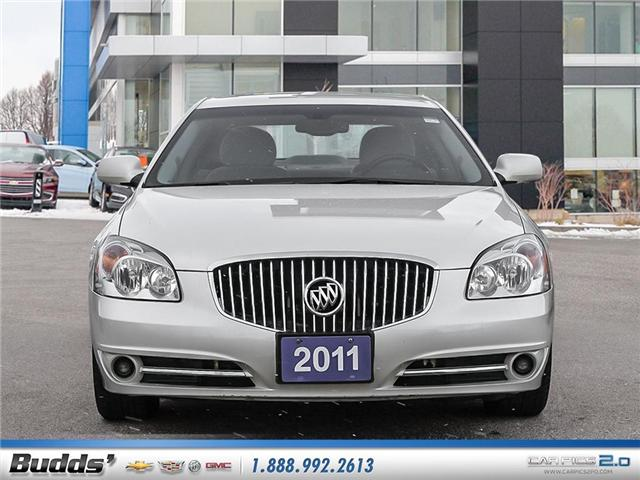 2011 Buick Lucerne CX (Stk: XT8278PA) in Oakville - Image 2 of 25