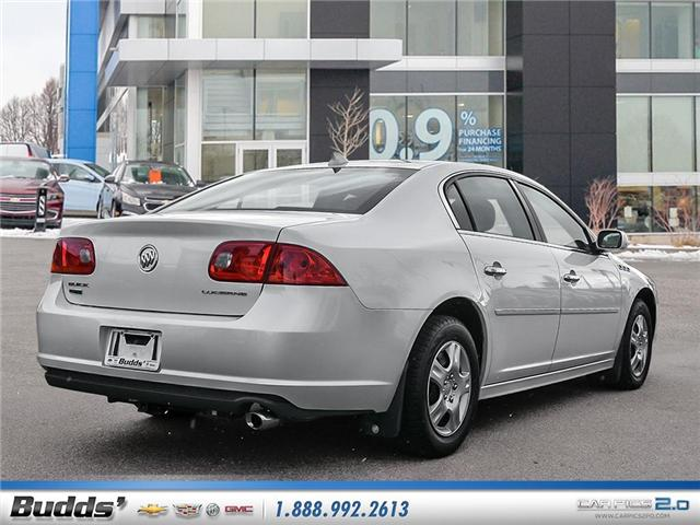 2011 Buick Lucerne CX (Stk: XT8278PA) in Oakville - Image 8 of 25