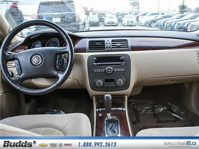 2011 Buick Lucerne CX (Stk: XT8278PA) in Oakville - Image 10 of 25