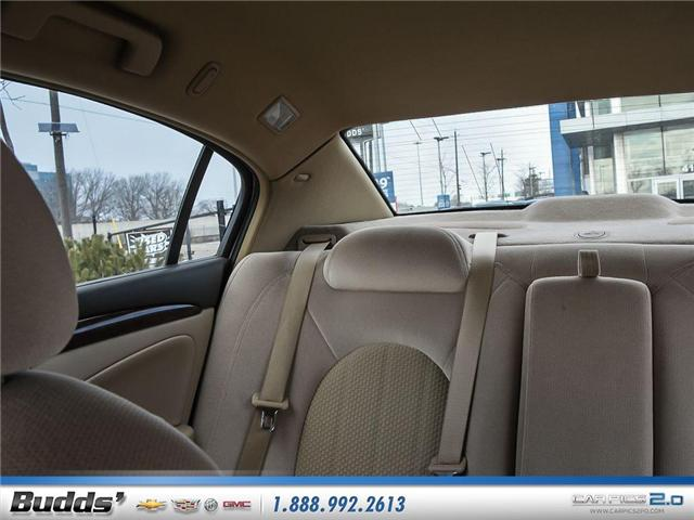 2011 Buick Lucerne CX (Stk: XT8278PA) in Oakville - Image 12 of 25