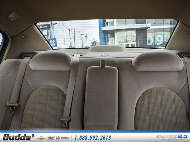 2011 Buick Lucerne CX (Stk: XT8278PA) in Oakville - Image 13 of 25