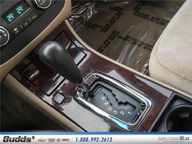 2011 Buick Lucerne CX (Stk: XT8278PA) in Oakville - Image 17 of 25
