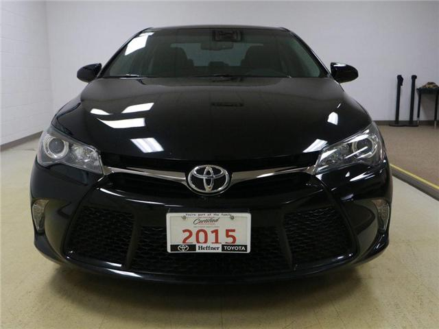 2015 Toyota Camry XSE (Stk: 186494) in Kitchener - Image 20 of 29