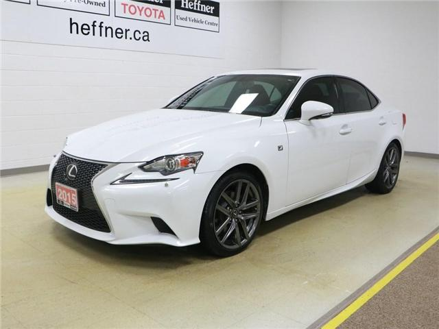 2015 Lexus IS 250 Base (Stk: 187353) in Kitchener - Image 1 of 30