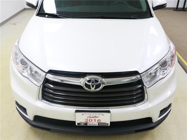 2016 Toyota Highlander XLE (Stk: 186552) in Kitchener - Image 26 of 30