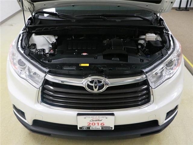 2016 Toyota Highlander XLE (Stk: 186552) in Kitchener - Image 27 of 30