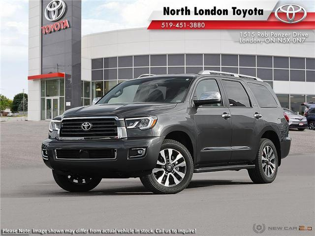 2019 Toyota Sequoia Limited 5.7L V8 (Stk: 219268) in London - Image 1 of 23