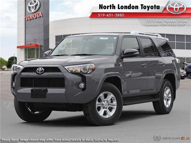 2019 Toyota 4Runner SR5 (Stk: 219267) in London - Image 1 of 24