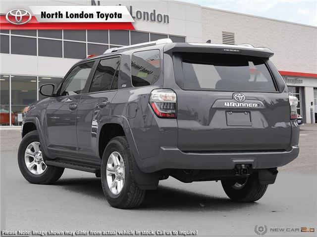 2019 Toyota 4Runner SR5 (Stk: 219267) in London - Image 4 of 24