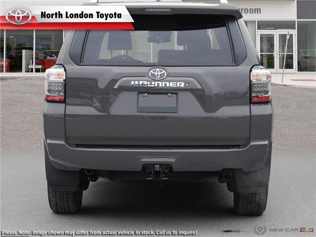 2019 Toyota 4Runner SR5 (Stk: 219267) in London - Image 5 of 24