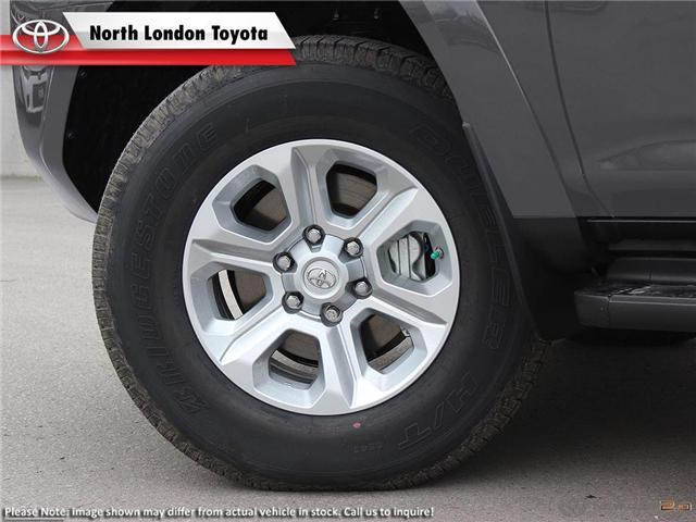 2019 Toyota 4Runner SR5 (Stk: 219267) in London - Image 8 of 24
