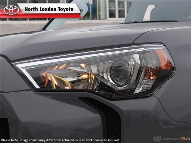 2019 Toyota 4Runner SR5 (Stk: 219267) in London - Image 10 of 24