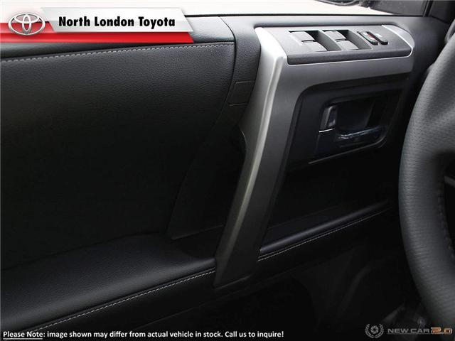2019 Toyota 4Runner SR5 (Stk: 219267) in London - Image 17 of 24