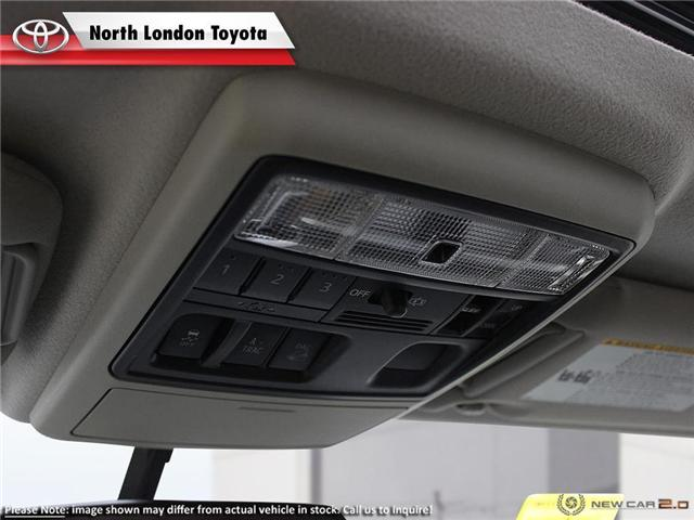 2019 Toyota 4Runner SR5 (Stk: 219267) in London - Image 20 of 24