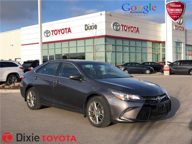 2015 Toyota Camry SE (Stk: D182967A) in Mississauga - Image 1 of 6