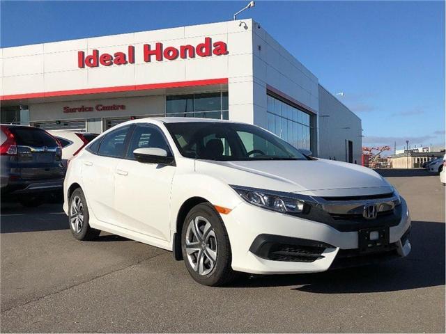2017 Honda Civic LX (Stk: 66934) in Mississauga - Image 1 of 5