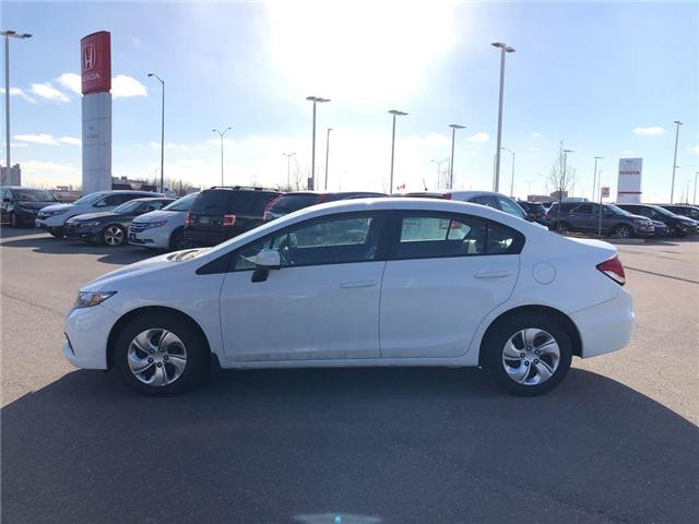 2015 Honda Civic LX (Stk: 66910A) in Mississauga - Image 2 of 5