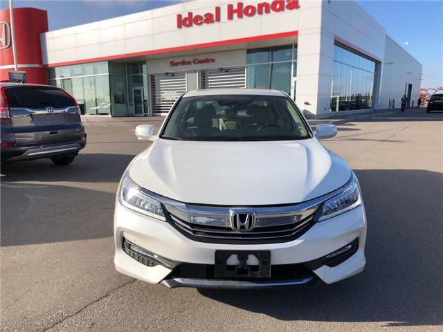 2016 Honda Accord Touring (Stk: I181152A) in Mississauga - Image 1 of 3