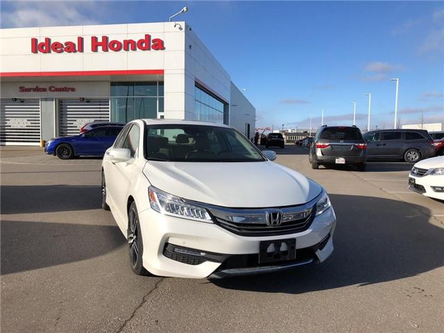 2016 Honda Accord Touring (Stk: I181152A) in Mississauga - Image 2 of 3