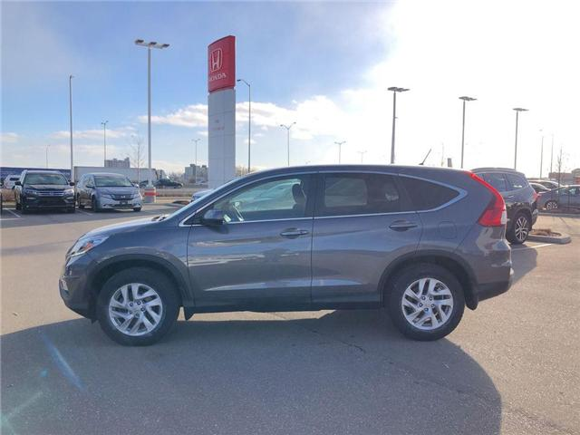 2016 Honda CR-V SE (Stk: I190160A) in Mississauga - Image 1 of 4