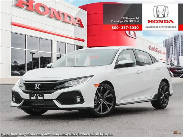 2019 Honda Civic Sport (Stk: 19399) in Cambridge - Image 1 of 24
