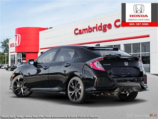 2019 Honda Civic Sport Touring (Stk: 19402) in Cambridge - Image 4 of 24
