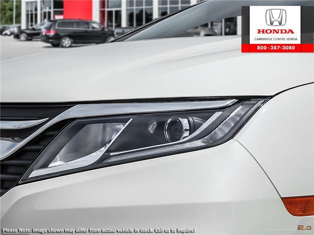 2019 Honda Odyssey EX-L (Stk: 19410) in Cambridge - Image 10 of 24