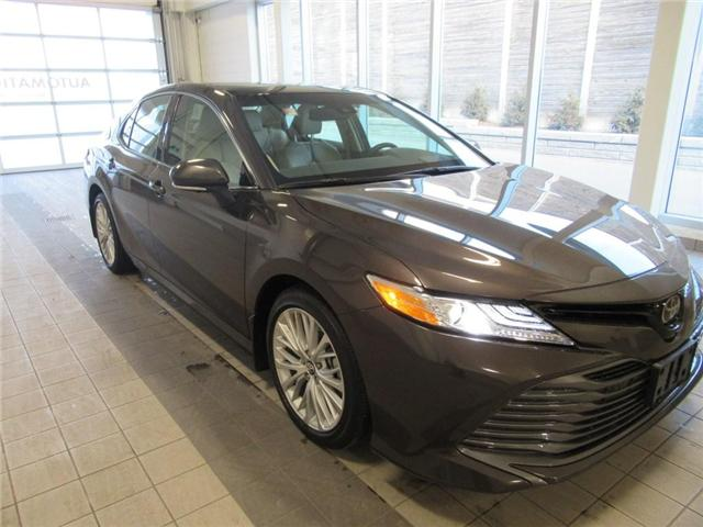 2018 Toyota Camry XLE V6 (Stk: 15866A) in Toronto - Image 1 of 21