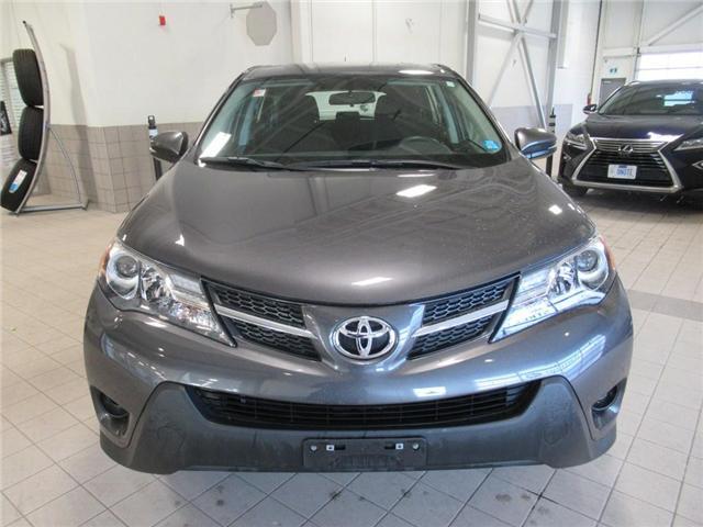 2015 Toyota RAV4 LE (Stk: 15854A) in Toronto - Image 2 of 12