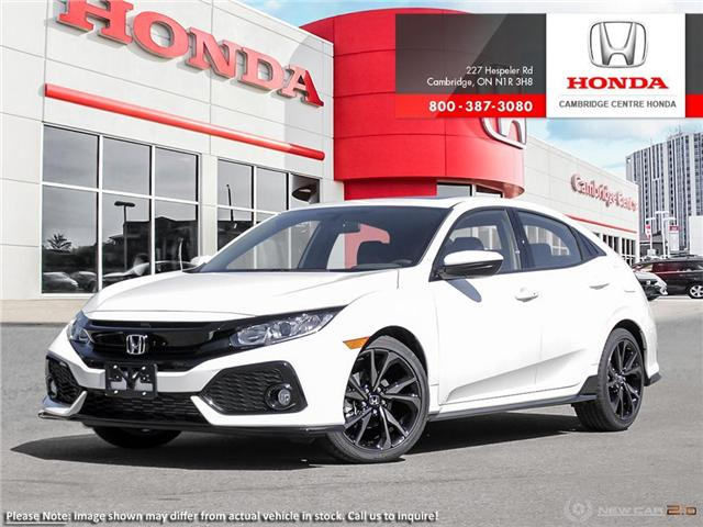 2019 Honda Civic Sport (Stk: 19400) in Cambridge - Image 1 of 24