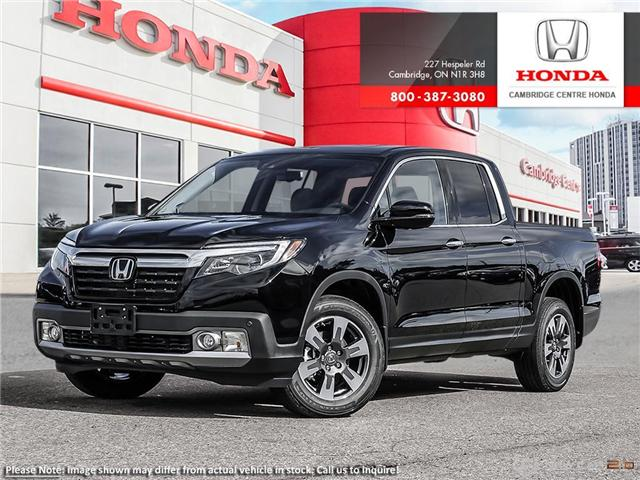 2019 Honda Ridgeline Touring (Stk: 19409) in Cambridge - Image 1 of 24