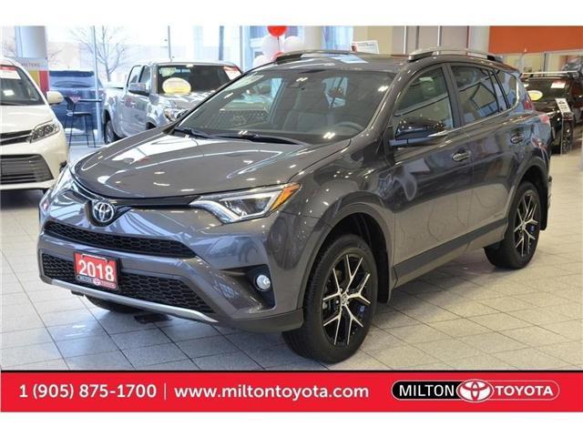 2018 Toyota RAV4 SE (Stk: 706649) in Milton - Image 1 of 41