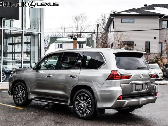 2018 Lexus LX 570 Base (Stk: L0461) in Ottawa - Image 4 of 30