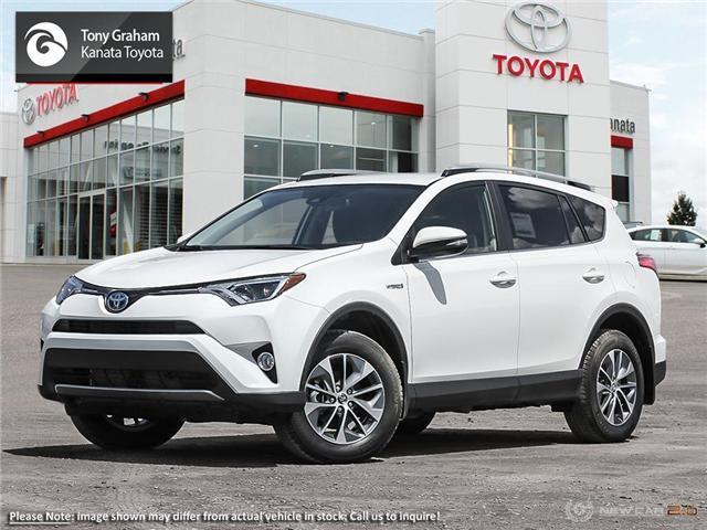 2018 Toyota RAV4 Hybrid LE+ (Stk: 88997) in Ottawa - Image 1 of 24